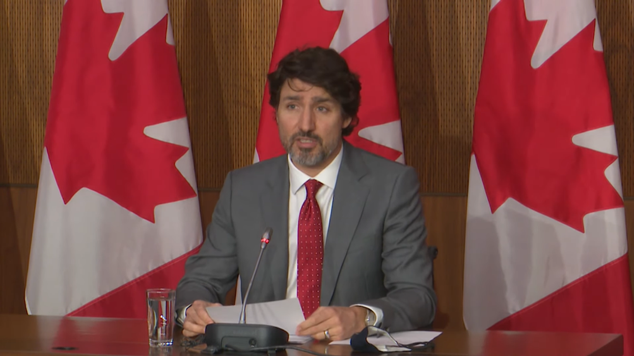 'Cease-Fire' Between Israelis & Palestinians Called For By Canada Trudeau Says