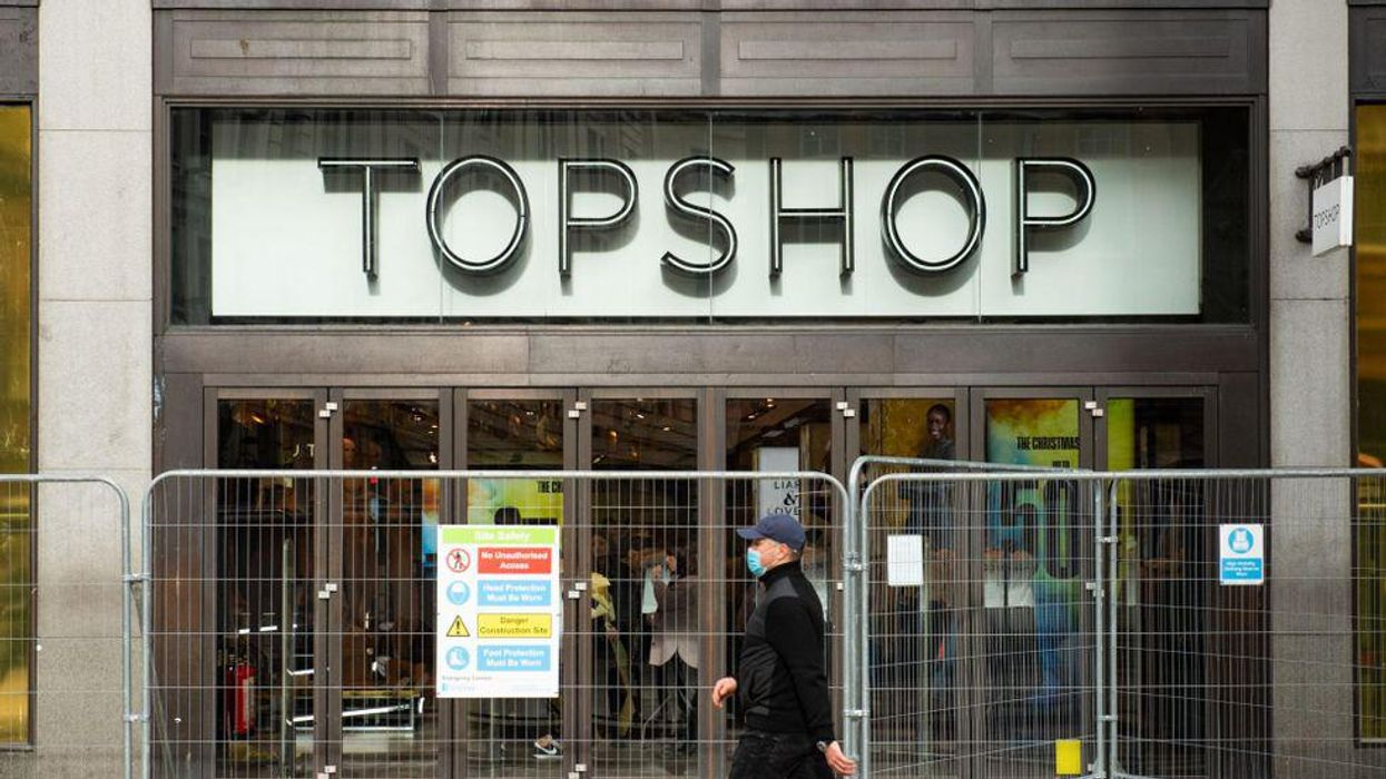 Topshop Is Closing Its Canadian Stores & Leaving The Bay Before The End Of The Year