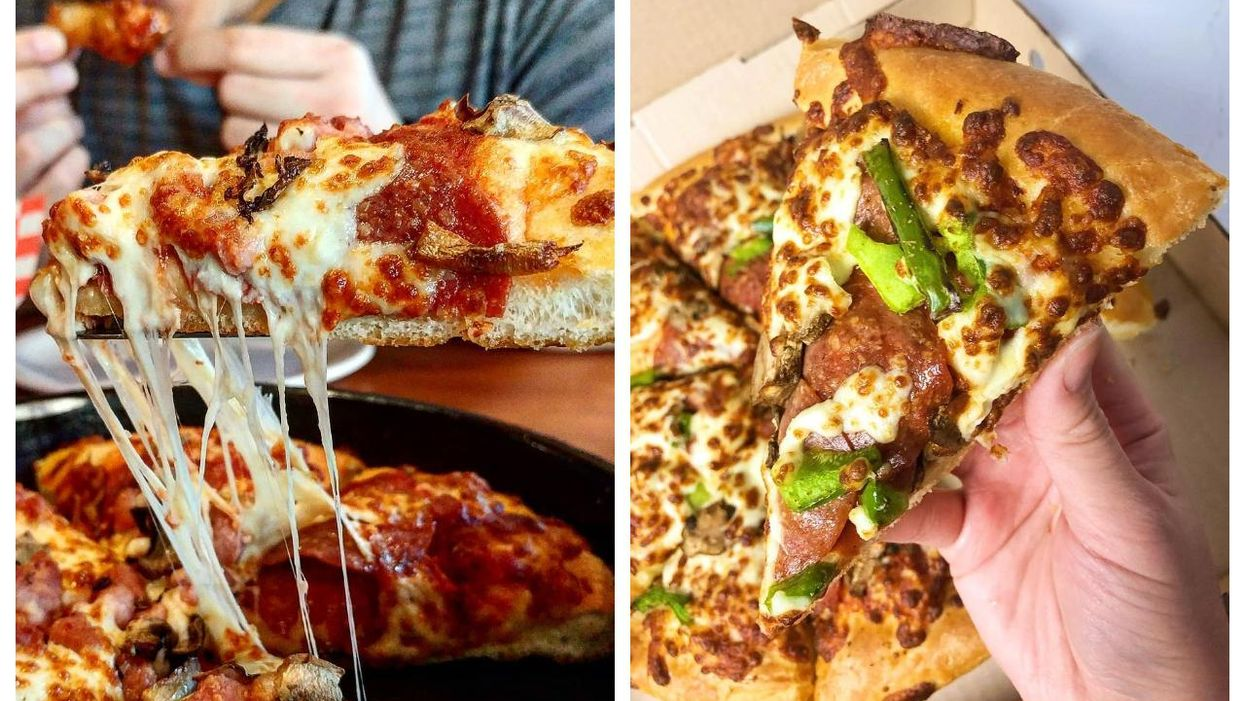 Pizza Hut Canada Is Giving Away Two Pizzas For The Price Of One Right Now