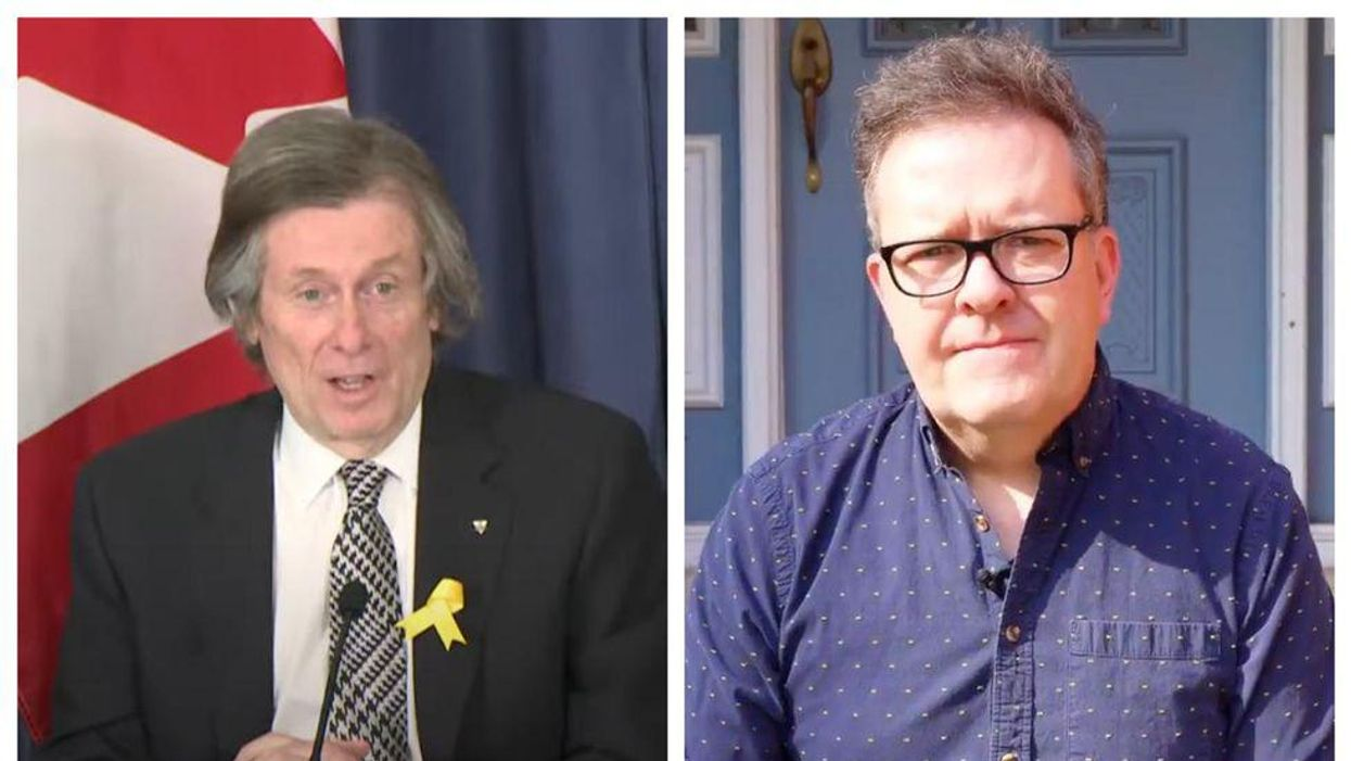 Ontario YouTuber Posts Hilarious Plea To End Lockdown To Save John Tory's Hair (VIDEO)