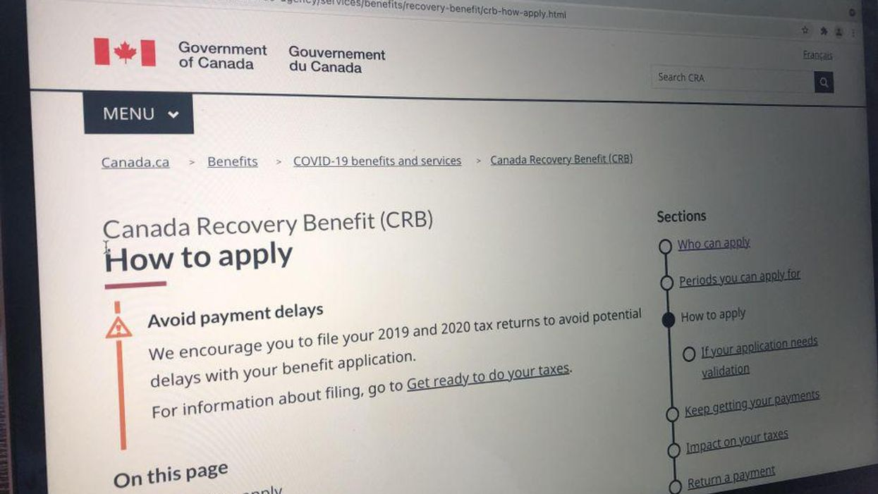 Canada's COVID-19 Benefits Are Still Around & There Are 2 Simple Ways To Apply