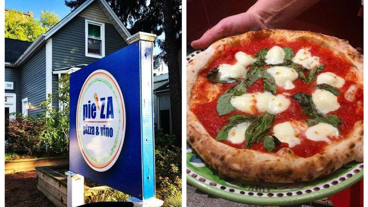 A Niagara Restaurant Is Giving Away 500 Pizzas This Weekend To Celebrate Its Anniversary