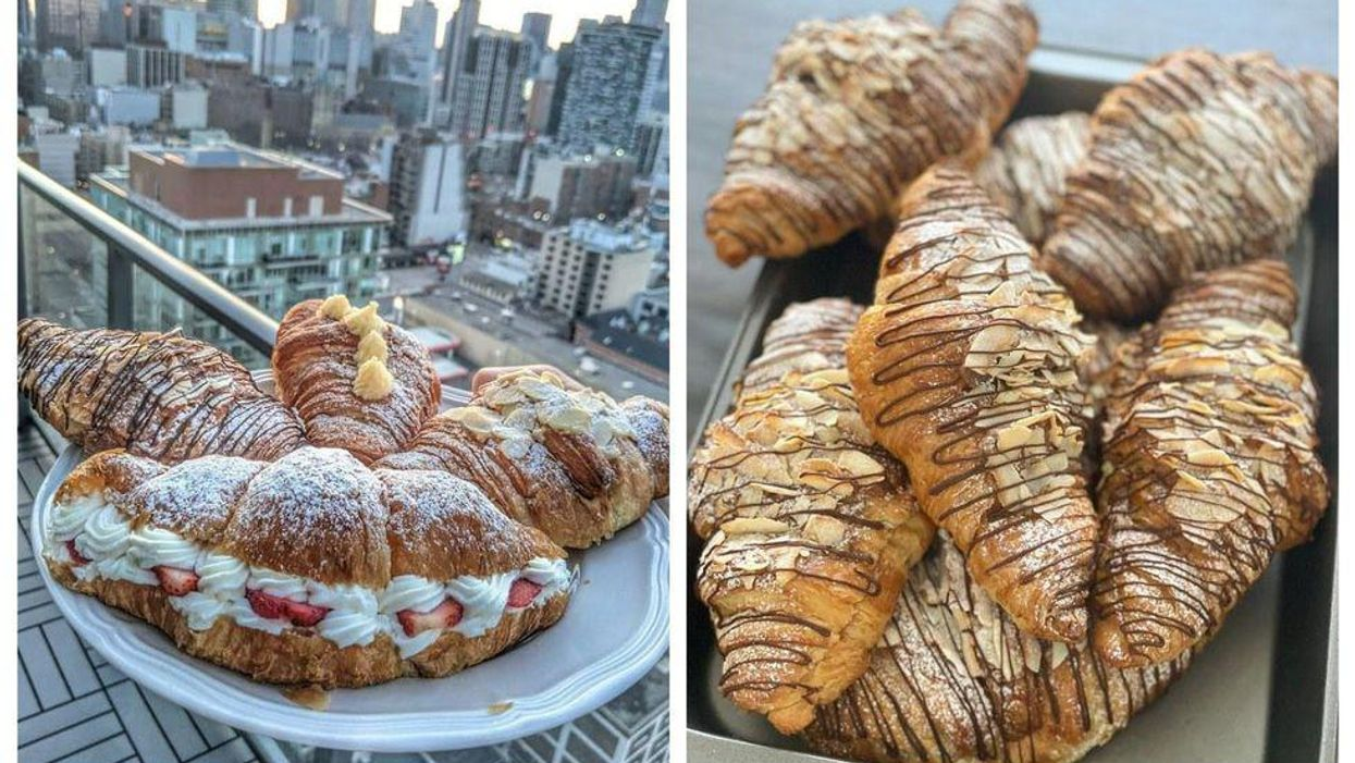 Toronto's New Croissant Shop Got So Popular It Started A Subscription Service