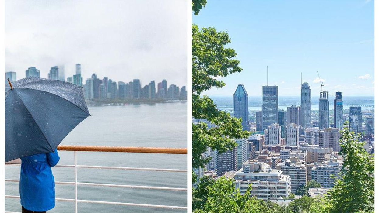 Here's What June's Weather Will Bring For The Different Parts Of Canada