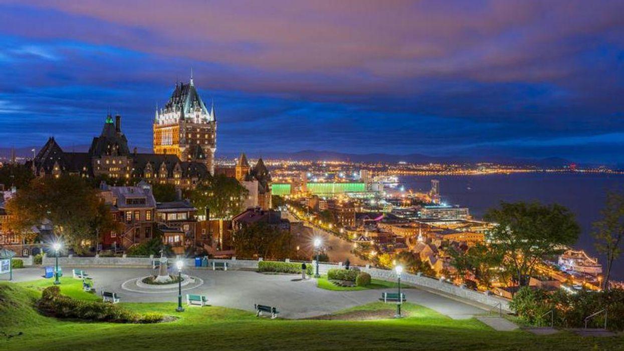 L'alcool dans les parcs est maintenant interdit le soir à Québec