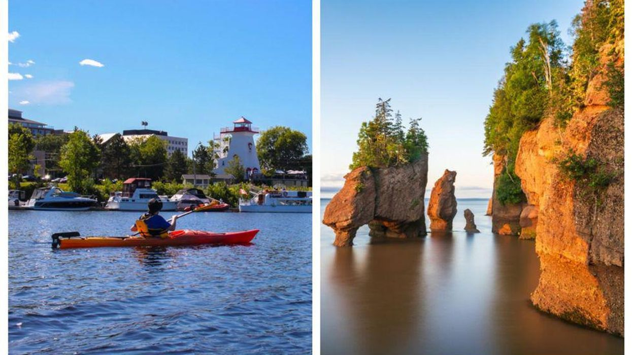 New Brunswick Travel Incentive Program Will Pay You To Visit The Province