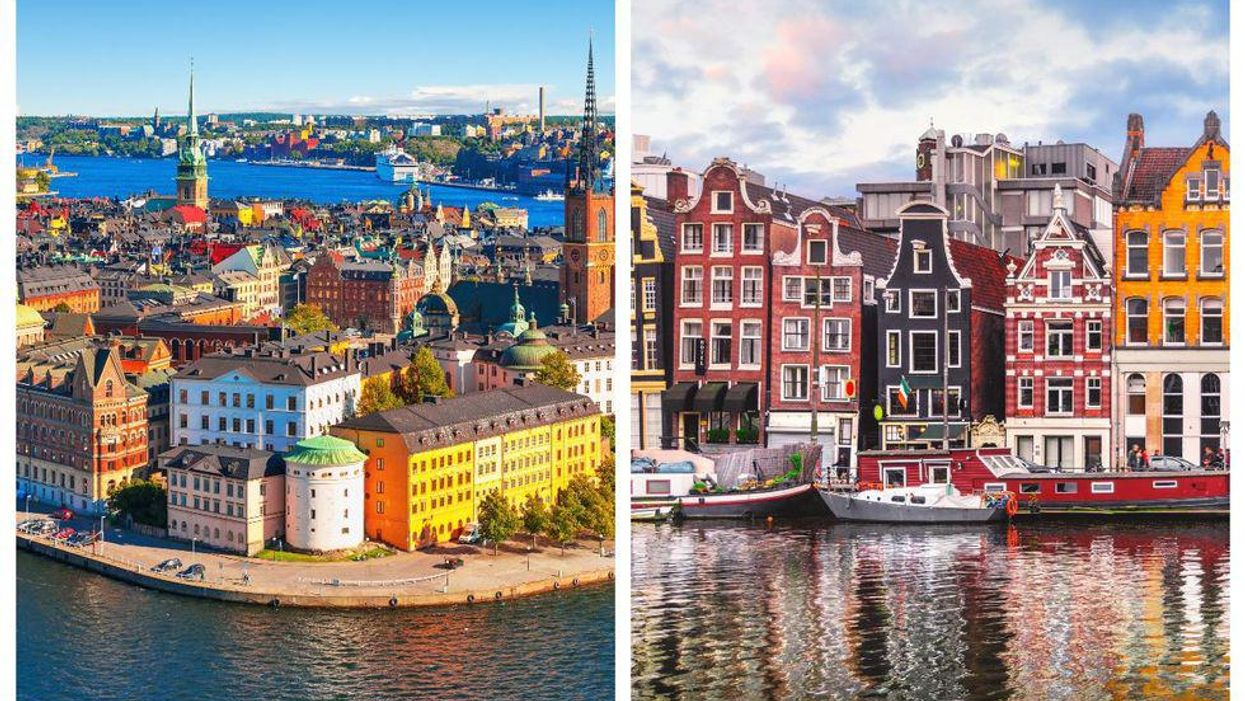 The Top 20 Places For LGBTQ+ Travel Have Been Revealed & Canada Is Among The Best