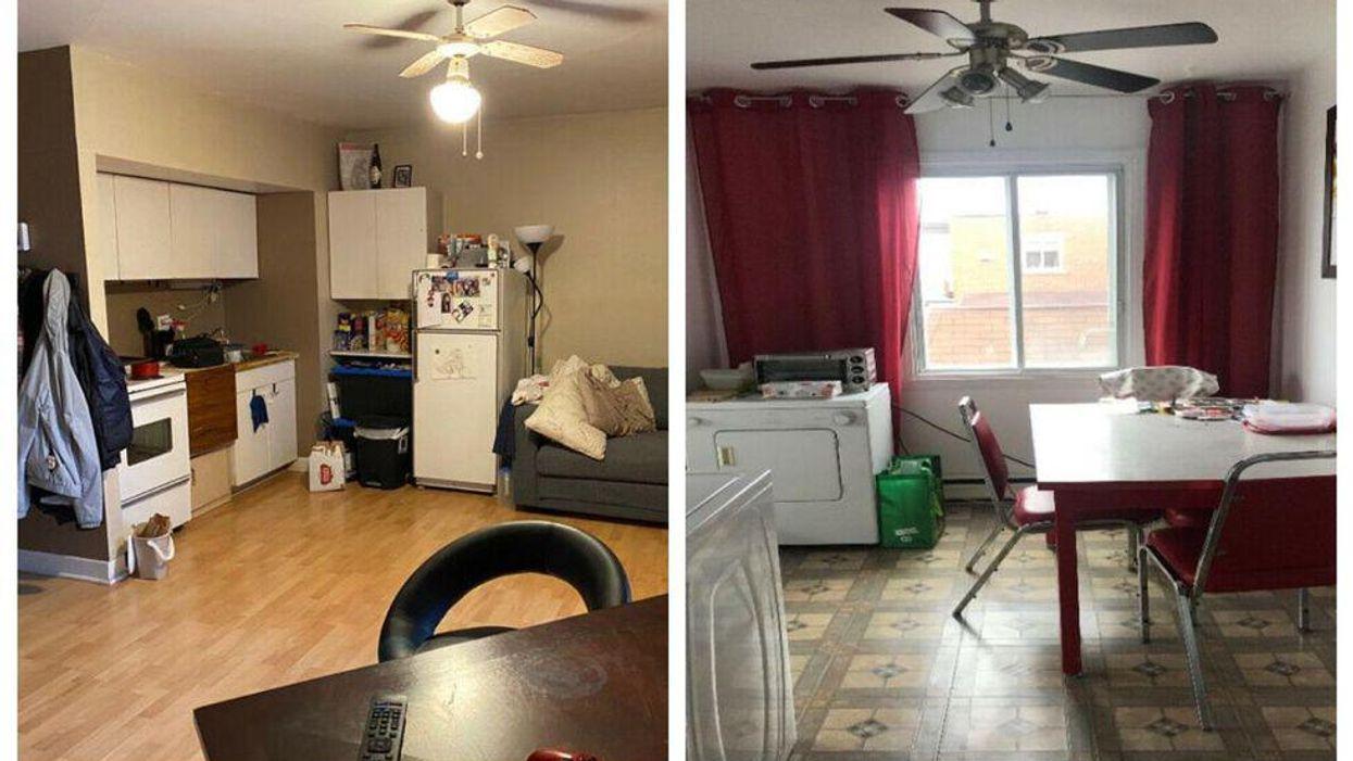 7 appartements à louer pour moins de 700 $/mois dans différents quartiers de Montréal