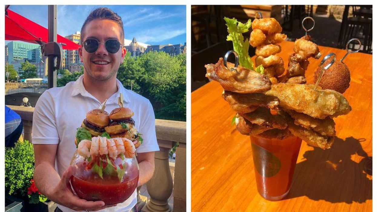 Best Caesar In Canada Competition Lets You Nominate Your Fave Bar