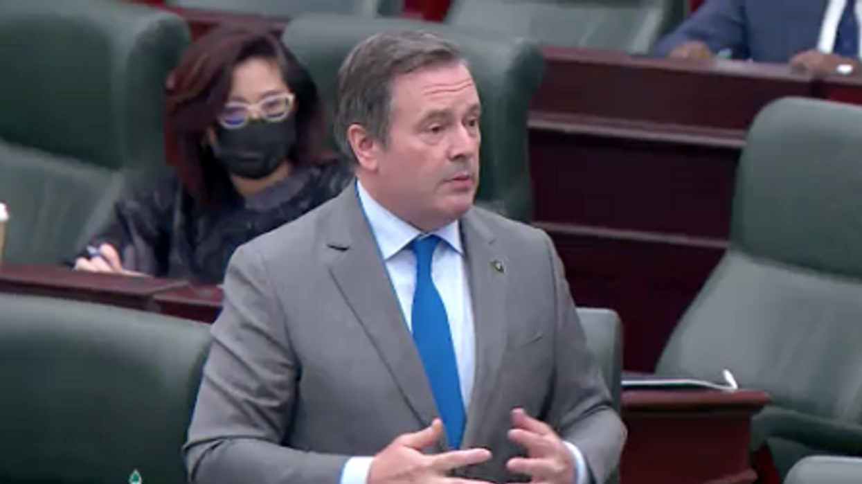 Kenney Says His Patio Meeting Didn't Break Rules & Assures They Drank 'Budget Liquor'
