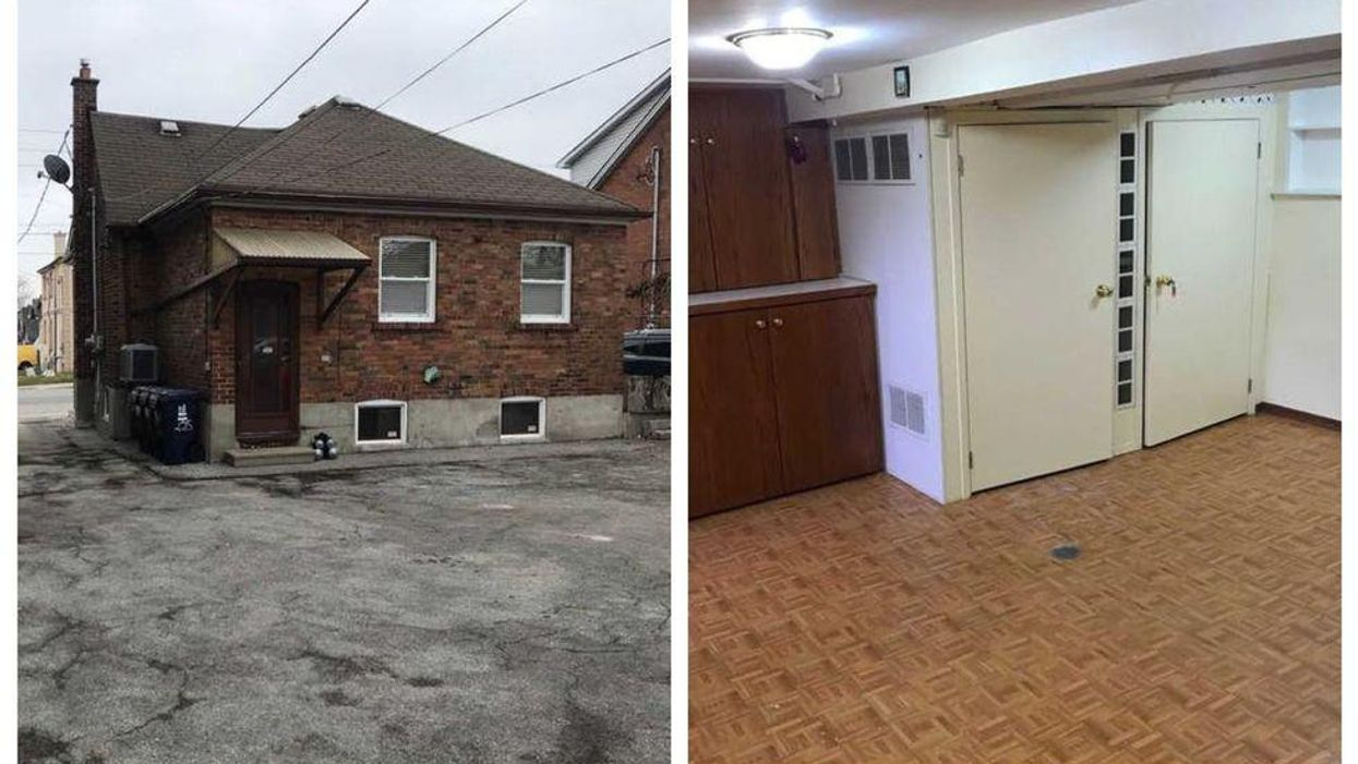 This Super Tiny & Rundown Toronto Home Is Selling For Nearly $1.2M Because Why Not