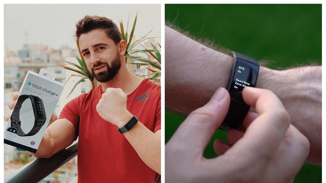 You Can Buy A Fitbit On Sale At Best Buy Canada Just In Time For Father's Day