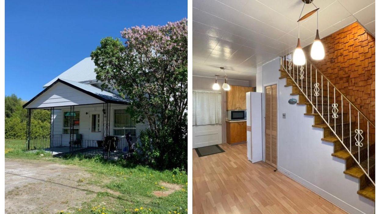 Voici 6 maisons à moins de 50 000$ à vendre au Québec actuellement