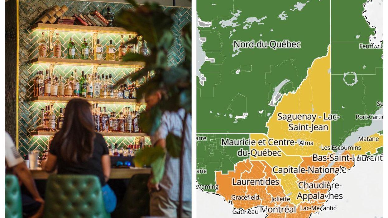 Les bars vont officiellement rouvrir partout au Québec et voici ce qui sera permis ou non