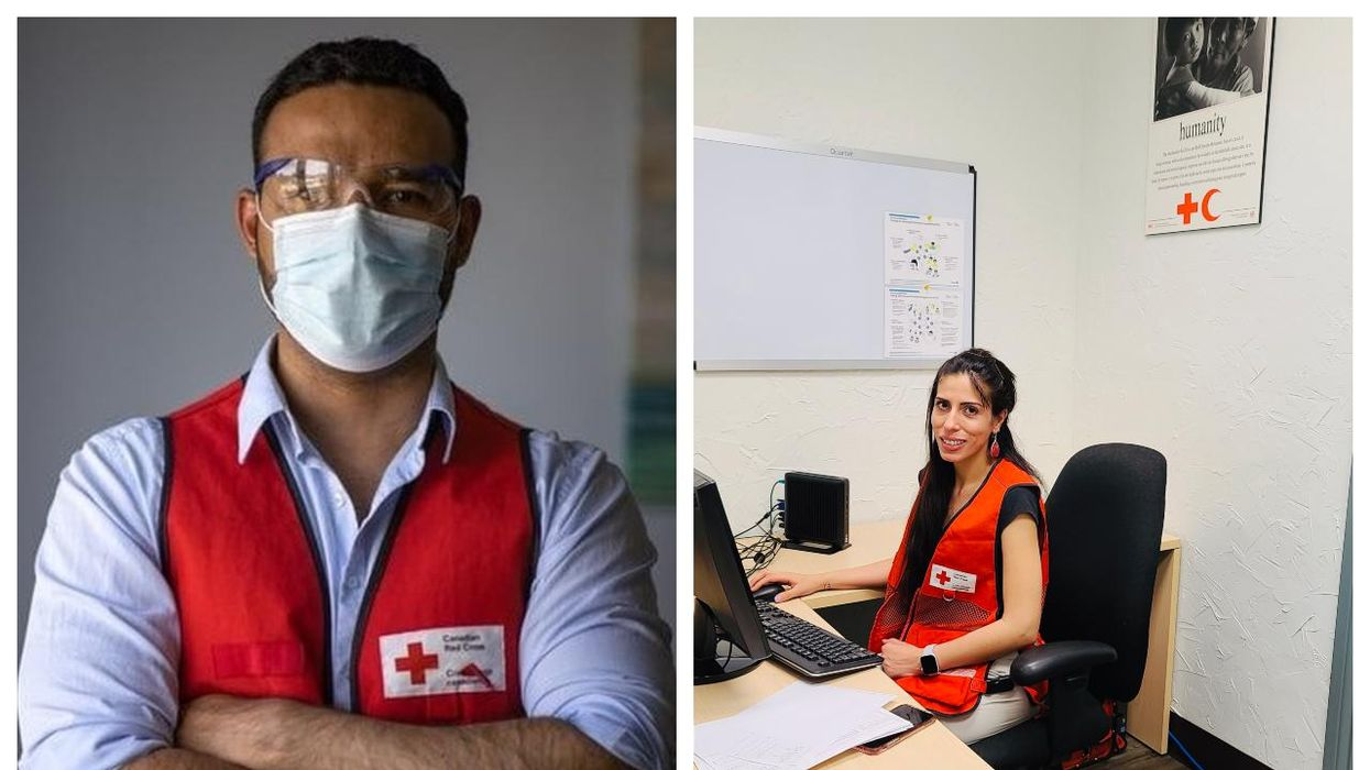 We Spoke To A Red Cross Employee About Supporting Refugees In Canada & How You Can Help Too
