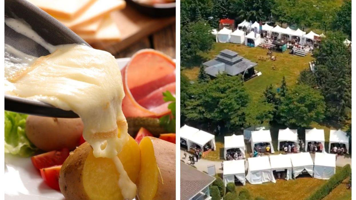 Ce festival près de Montréal en juin est le paradis si tu capotes sur le fromage