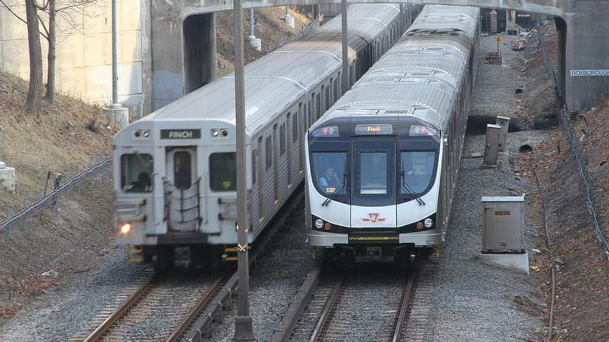 Toronto Will Be Opening This Weekend But Parts Of The Subway Won't Be