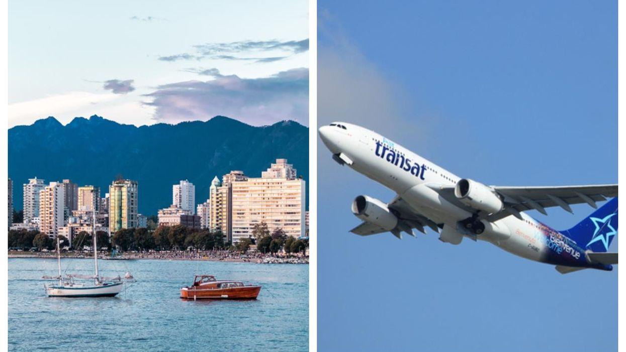 Tu peux t'envoler de MTL vers Vancouver pour moins de 300 $ aller-retour à la fin de l'été