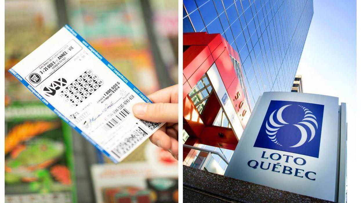 Le gros lot du Lotto Max atteint un montant record au Québec et ça fait rêver