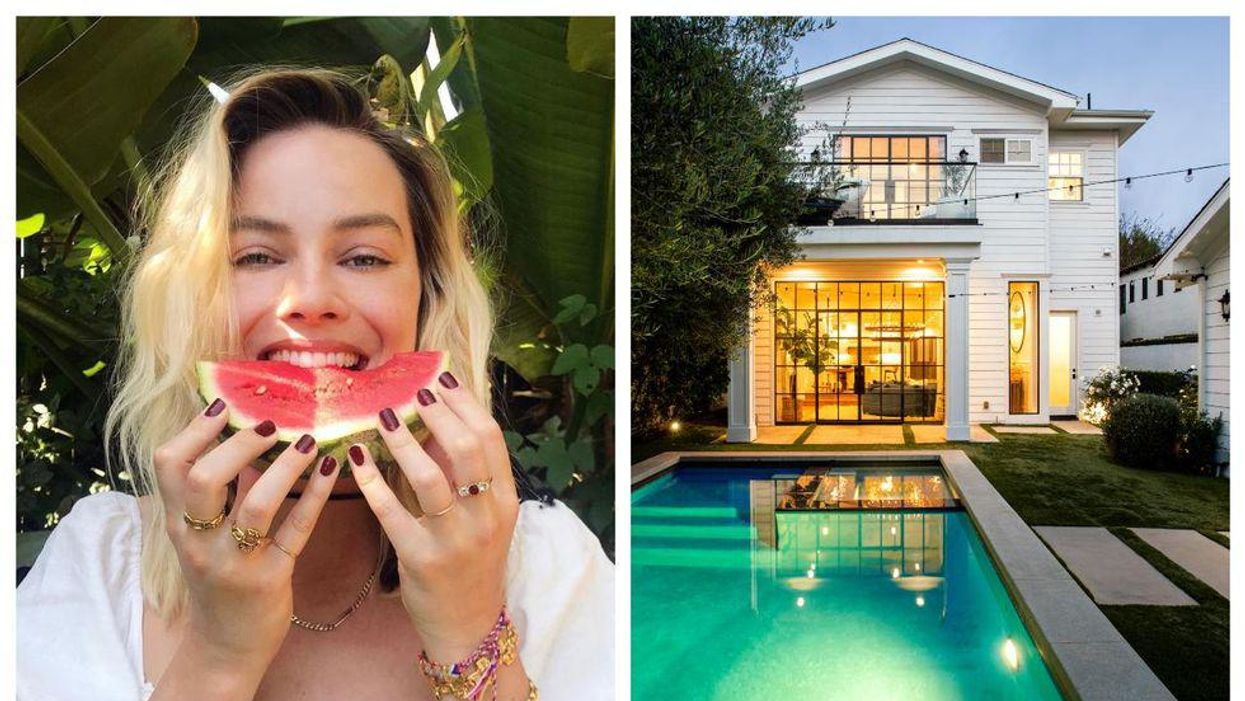 Margot Robbie's House In LA Is Selling For Over $3 Million (PHOTOS)