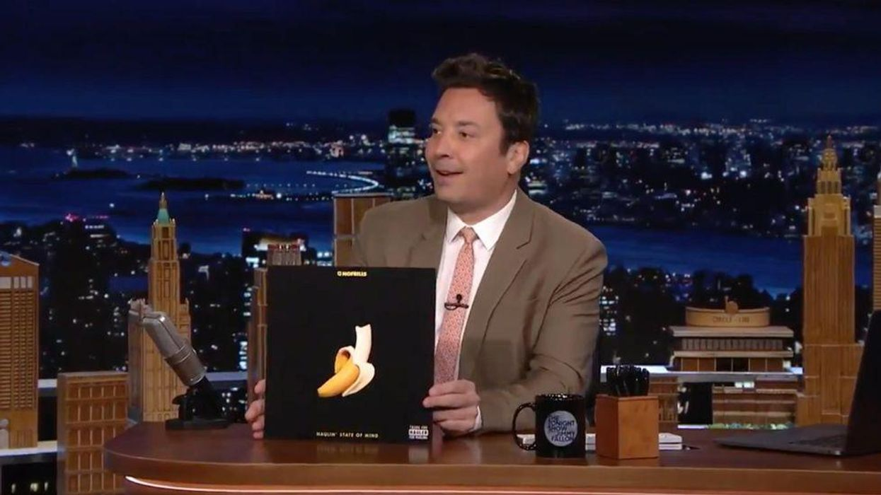 Jimmy Fallon Made Fun Of The No Frills Album On His Show (VIDEO)
