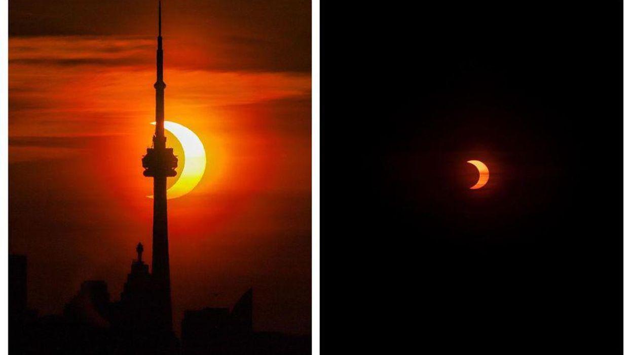 The Annular Solar Eclipse In 2021 Was Breathtaking (PHOTOS)