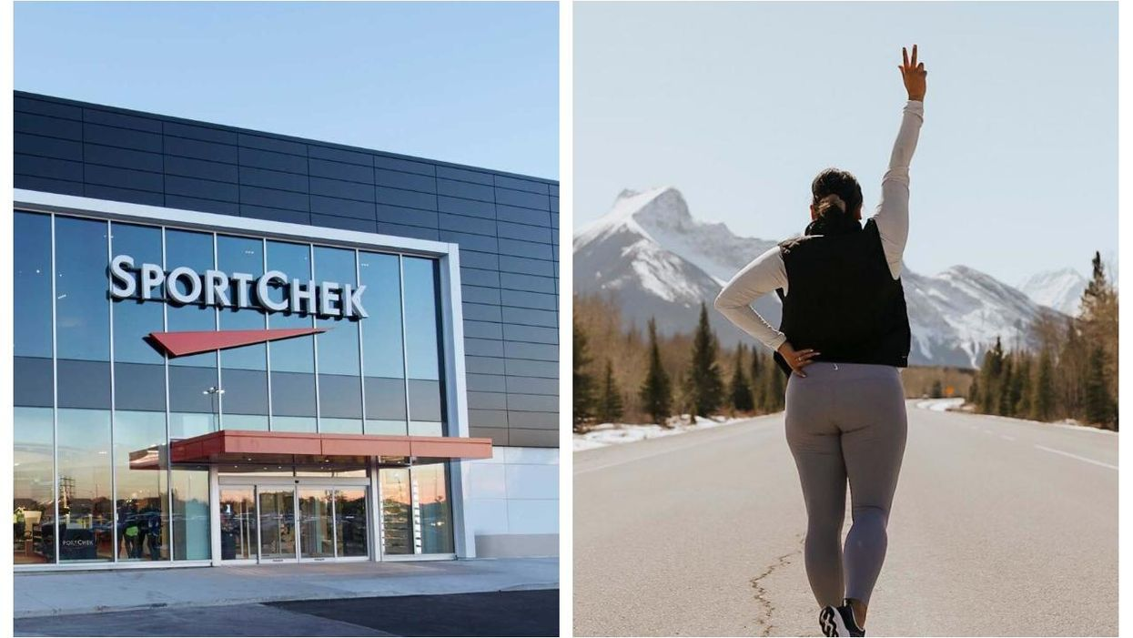 Sport Chek Is Having A Huge Sale Right Now And A Lot Of Items Are 60% Off