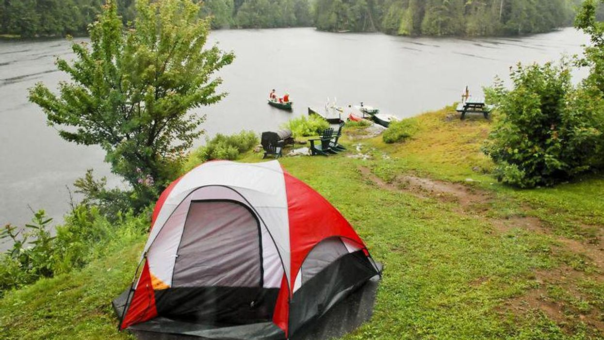 Ontario Parks Are Officially Opening Campgrounds Tomorrow & Here's What You Need To Know
