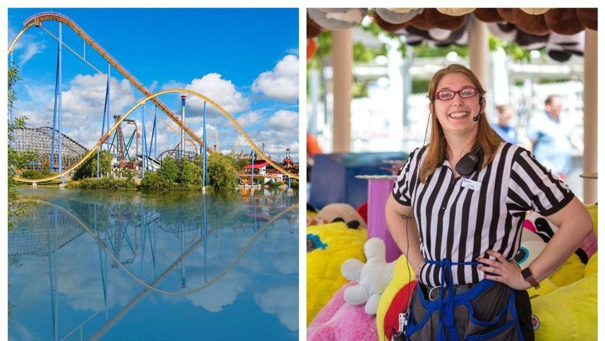 Canada's Wonderland Is Hiring Tons Of Positions For The Summer RN