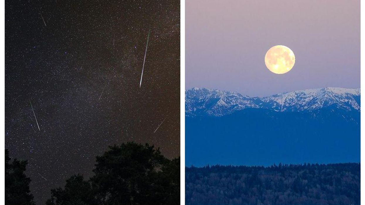 Astronomical Events In 2021 In Canada This Summer Will Be Dazzling