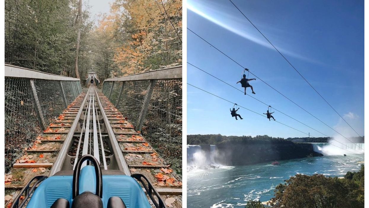 7 Thrilling Attractions That Are Finally Opening In Ontario This Weekend
