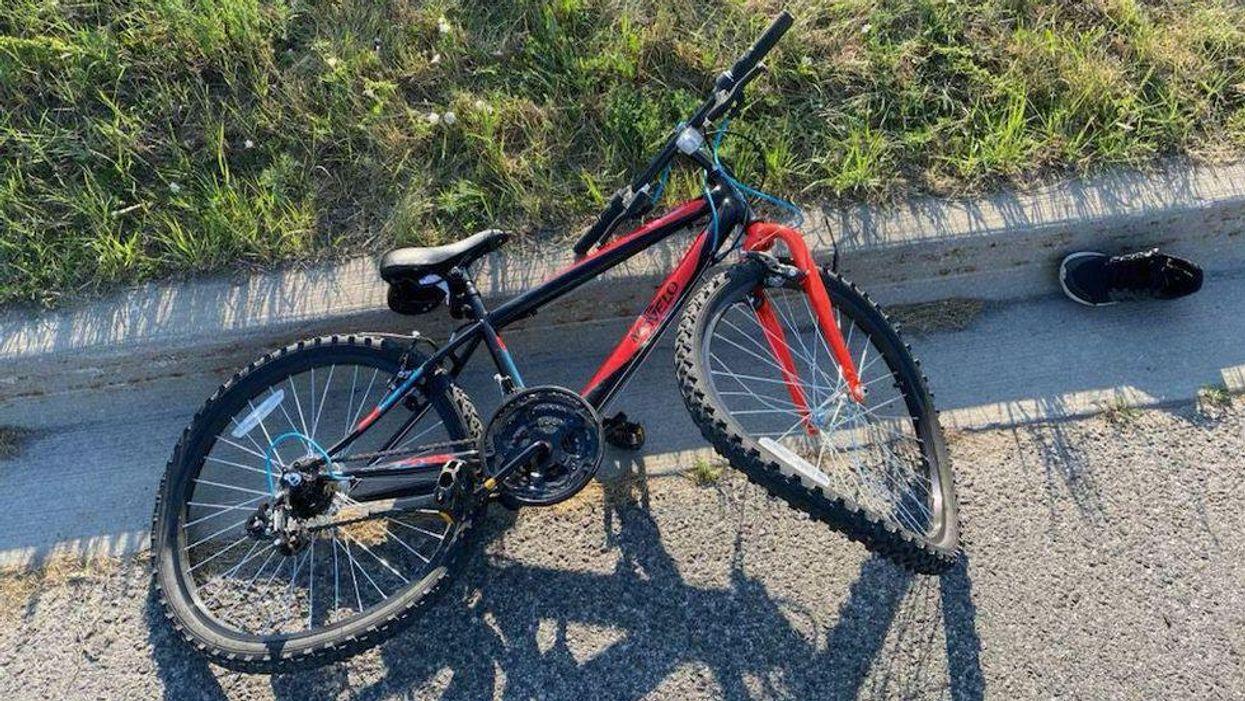 11-Year-Old Ontario Boy Dies After Being Struck While Biking Near A Highway 407 Ramp