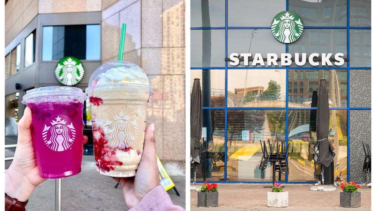 Un tout premier Starbucks va ouvrir à Varennes et voici quand