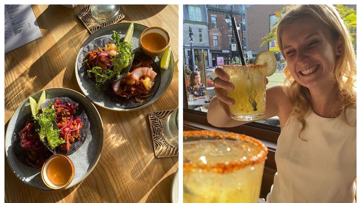 Le meilleure resto mexicain végane? : Le Casa Kaizen sert un nouveau menu