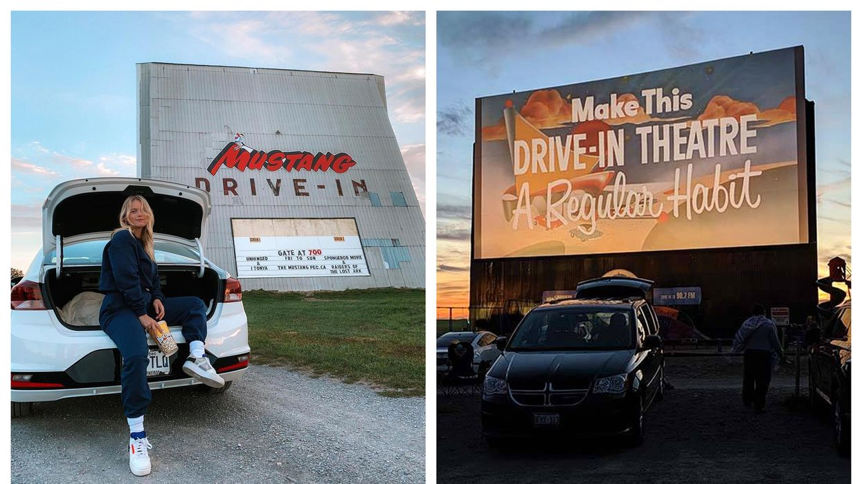 Ontario Drive-Ins That Are The Ultimate Movie Night Under The Stars