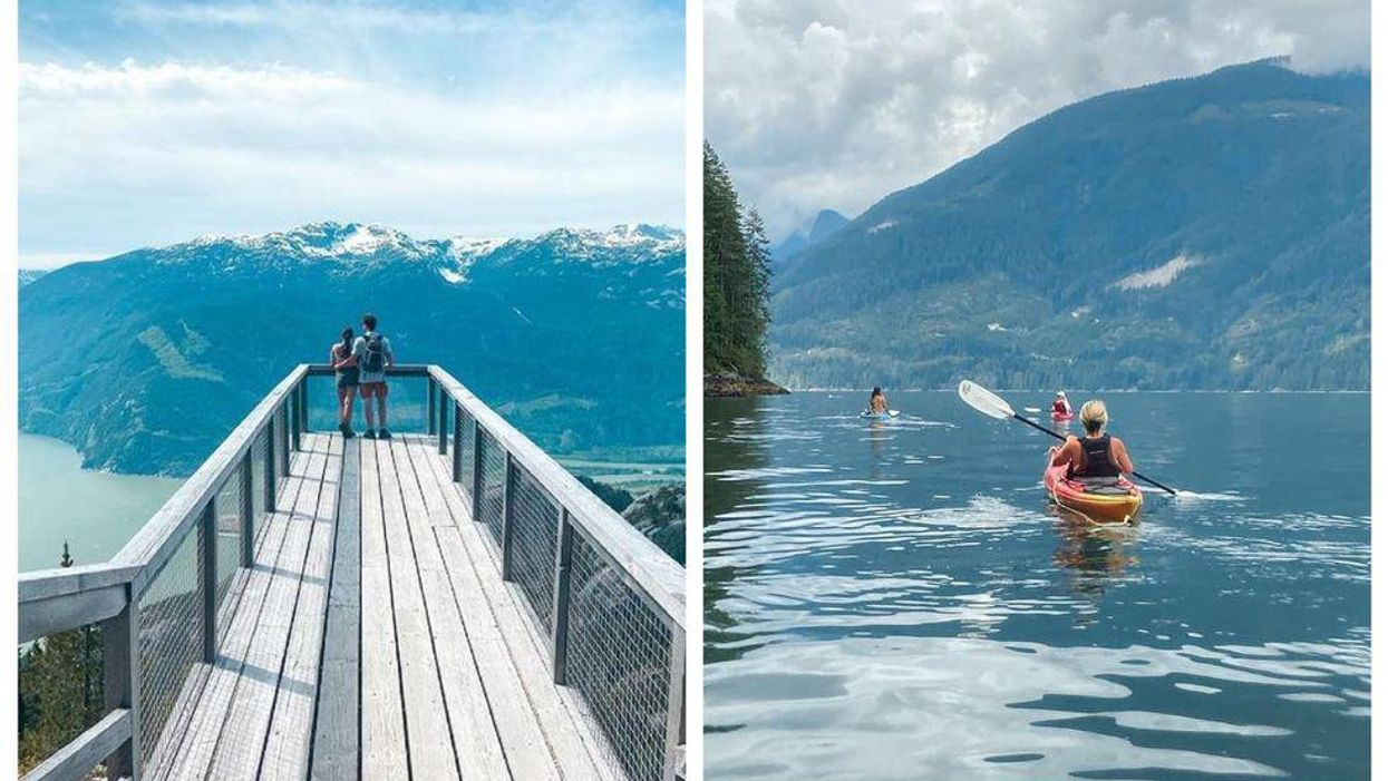7 Vancouver Day Trips Perfect For Your Next Long Weekend