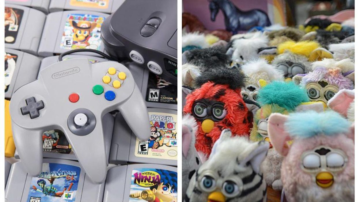 These 90s and '00s Toys Could Make You Mega Rich In 2021