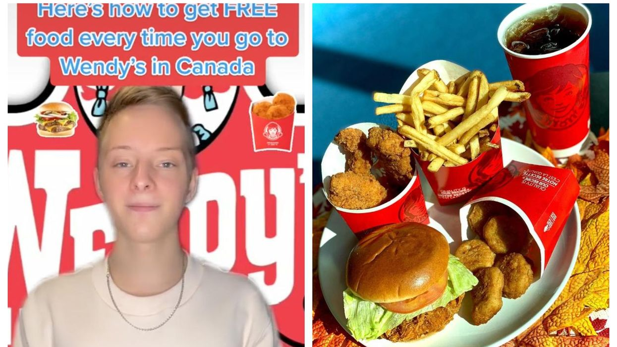 This TikTok Food Hack Gets You Free Wendy's Food Every Time