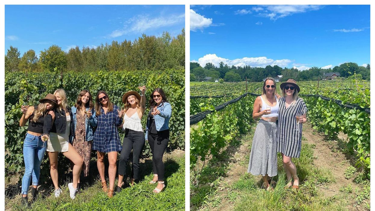 Under-The-Radar Wineries Around Ottawa Where You Can Sip The Day Away