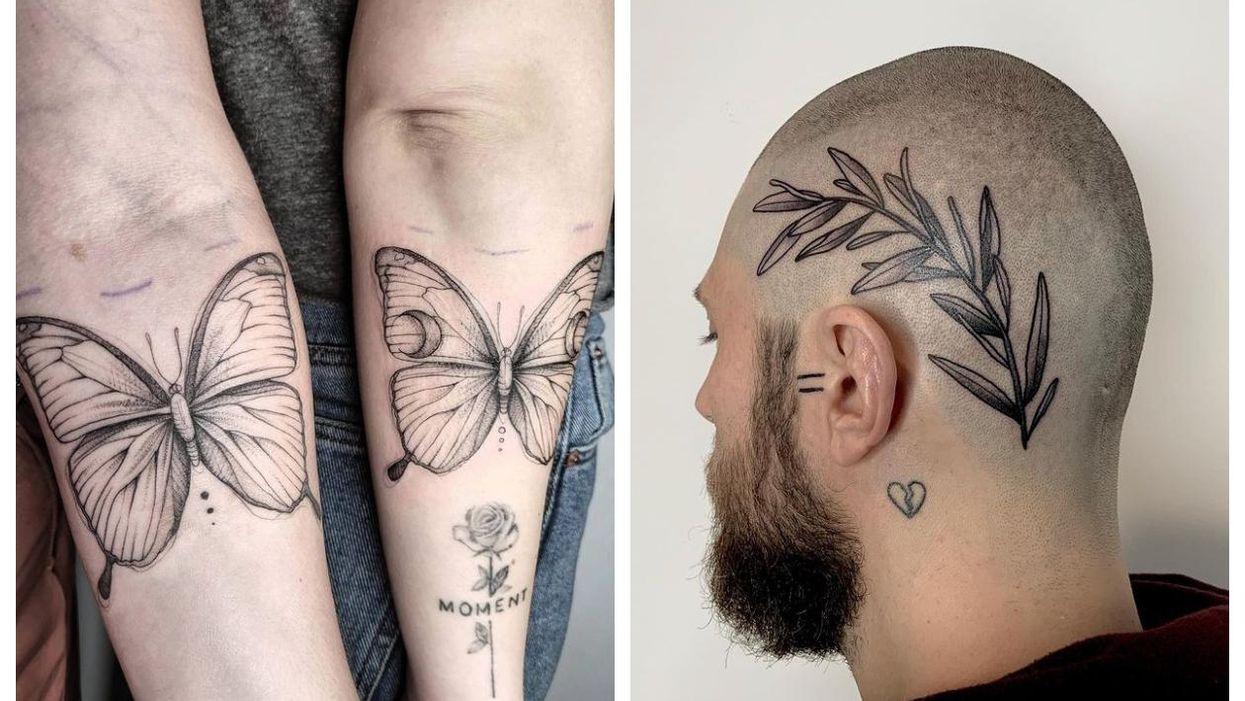 Ces tatoueurs de Montréal et environs parlent des tatouages populaires