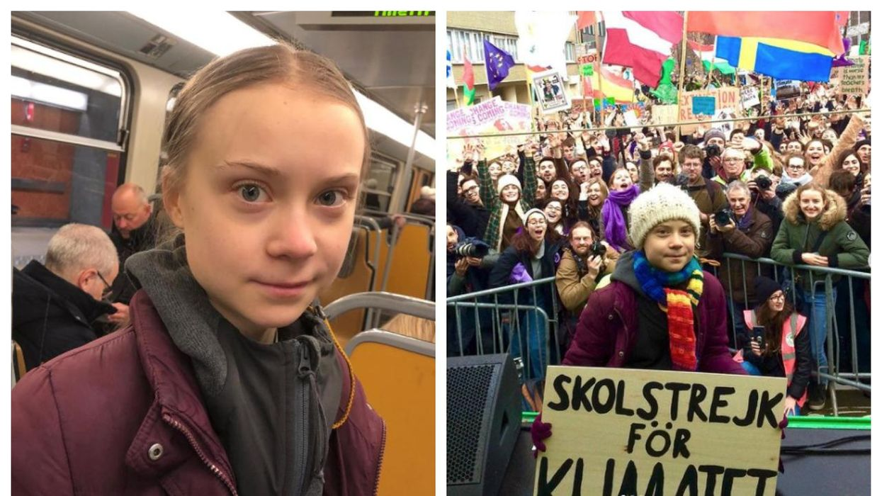 Greta Thunberg Just Called Out 'Our Leaders' After Canada Broke ANOTHER Heat Record [UPDATED]