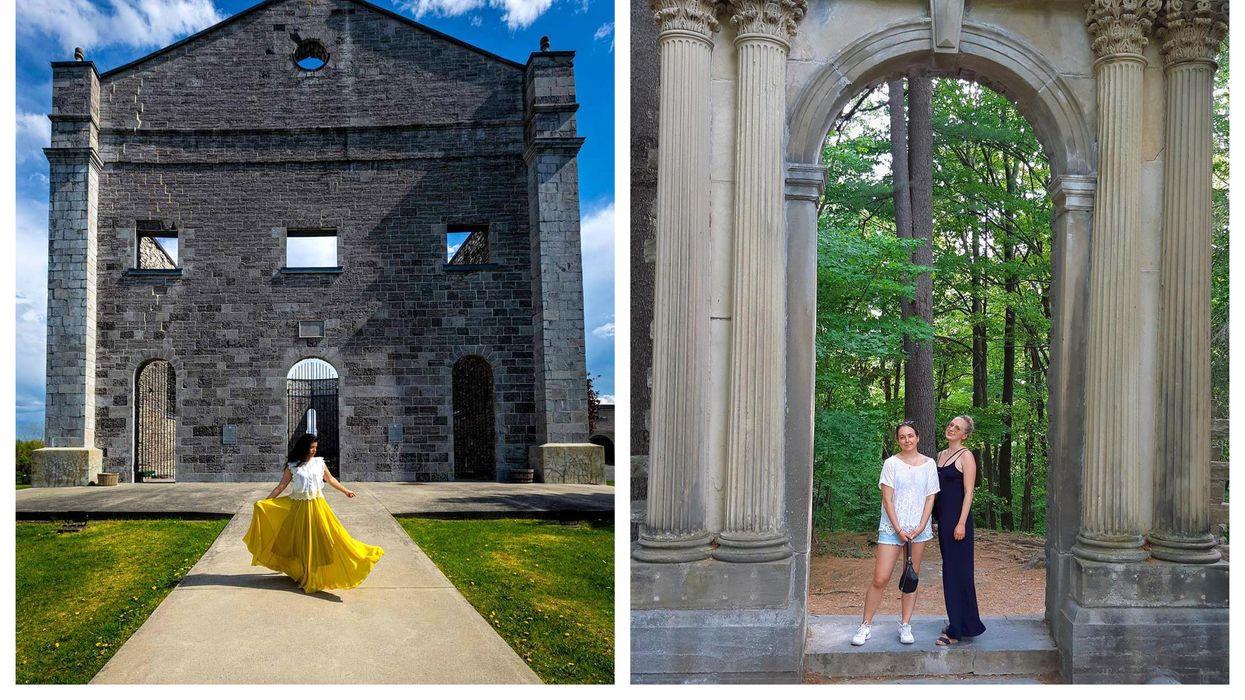 Ruins Near Ottawa Where You'll Feel Like You've Travelled Back In Time