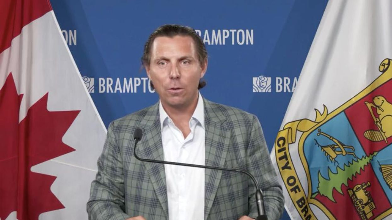 Brampton Mayor Wants Less Restrictions In Step 2 For Sports