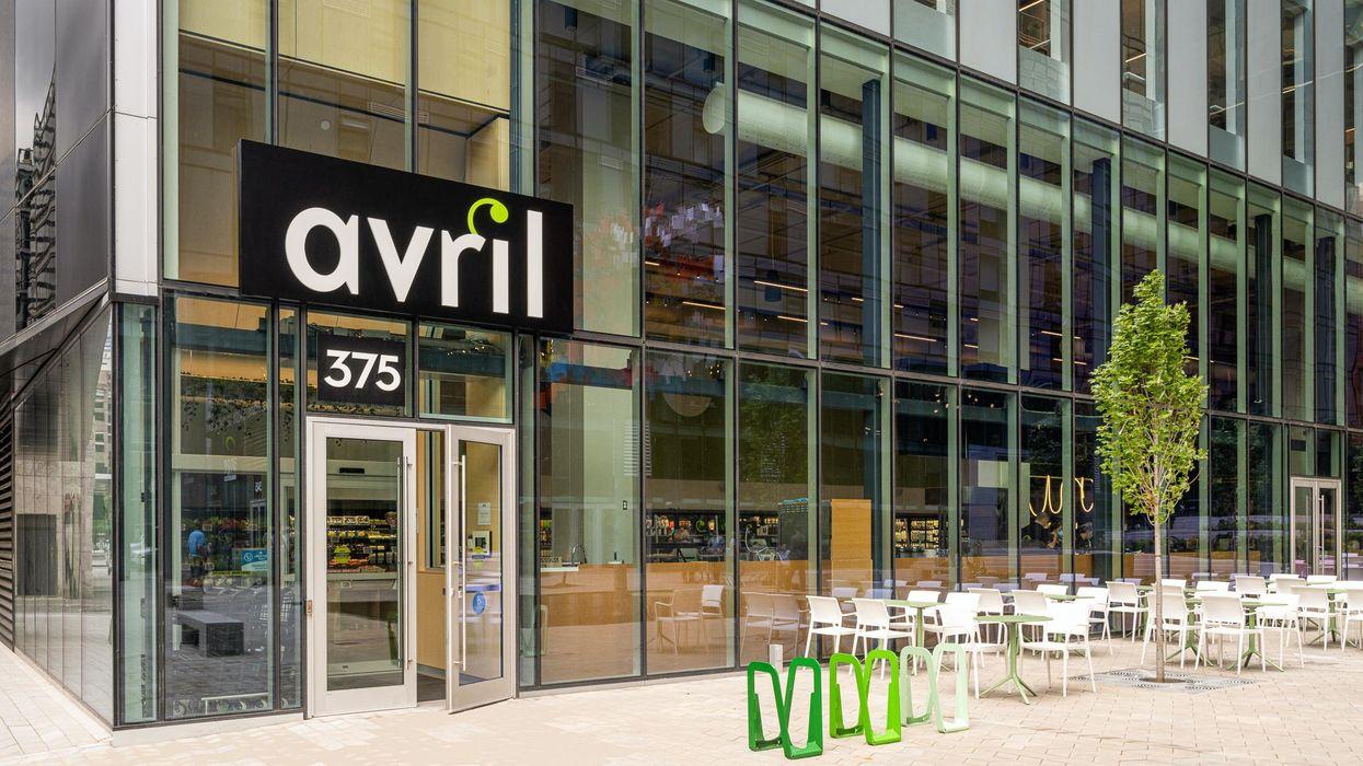 Le Avril Supermarché Santé à Montréal est ouvert