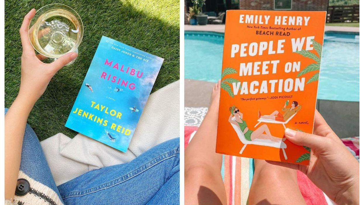 8 Thrilling Beach Reads You Won't Be Able To Put Down This Weekend