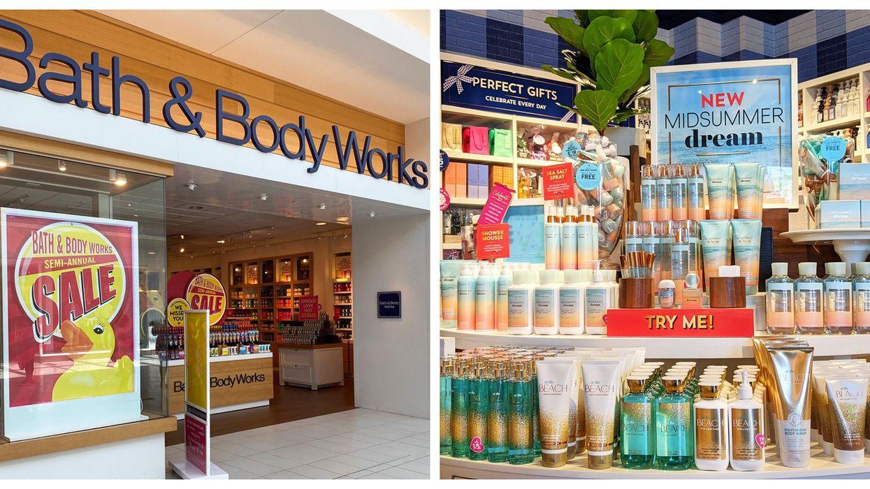 Voici quand Bath & Body Works Canada aura une boutique en ligne
