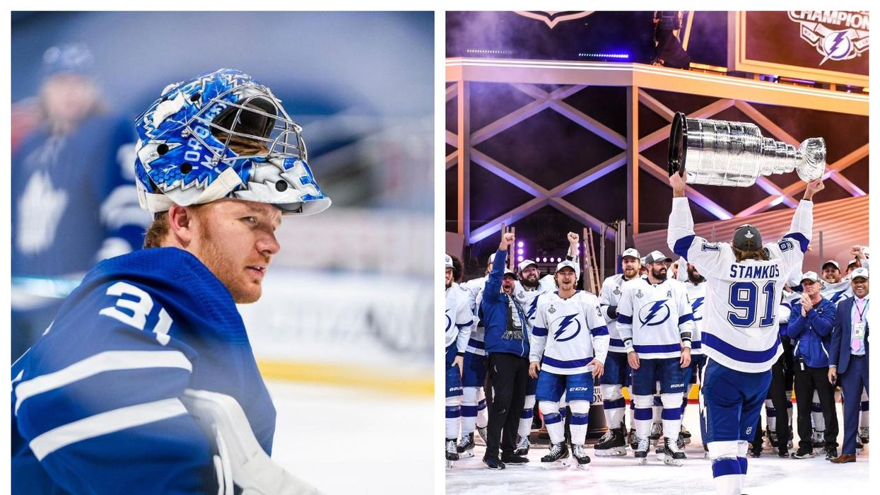 Maple Leafs Broke The Record For Longest Stanley Cup Drought