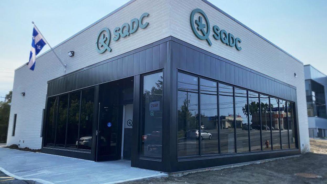 Une deuxième succursale de la SQDC va bientôt ouvrir à Laval