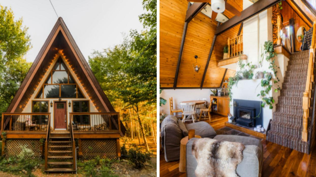 Adorable Cottage For Sale In Quebec Is Somehow Under $300K