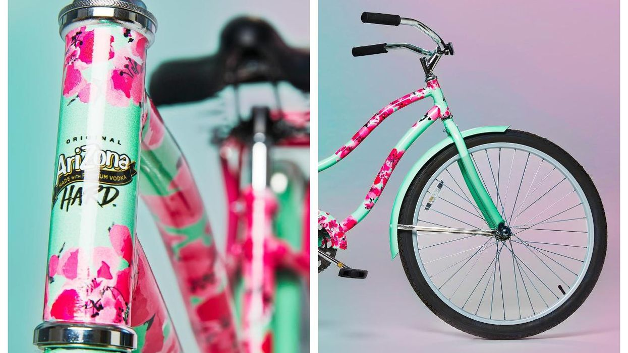 ICYMI: AriZona Hard Canada Is Giving Away Bikes For Just 99 Cents Today While Supplies Last